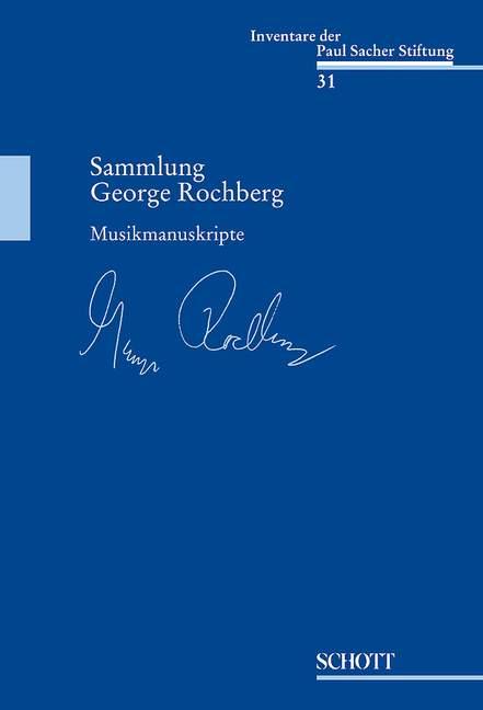 Musikmanuskripte-Sammlung-George-Rochberg-Books-on-Music-gt-Contemporary-Mu